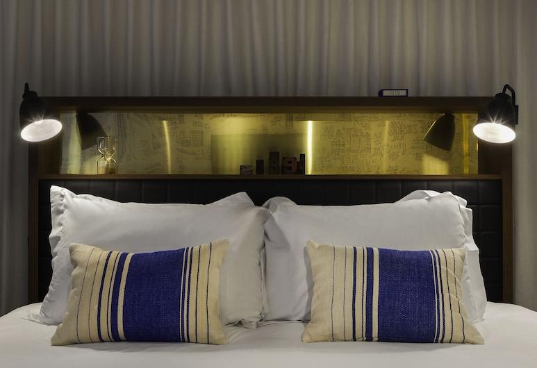 INK Hotel Amsterdam - MGallery, Amsterdam, Classic-herbergi - 2 einbreið rúm, Herbergi