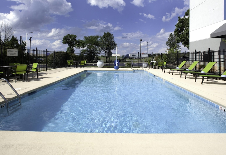 SpringHill Suites Cincinnati North/Forest Park, Cincinnati, Basen odkryty