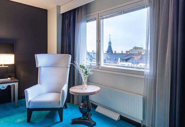 Radisson Blu Hotel, Malmö, מאלמו, חדר אורחים