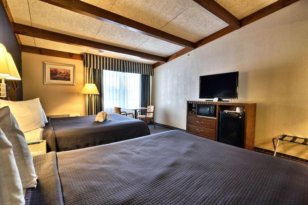 Pokój standardowy, 2 łóżka queen, dla niepalących - Pokój