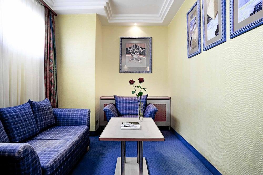 Comfort-Apartment (Aircondition) - Wohnbereich