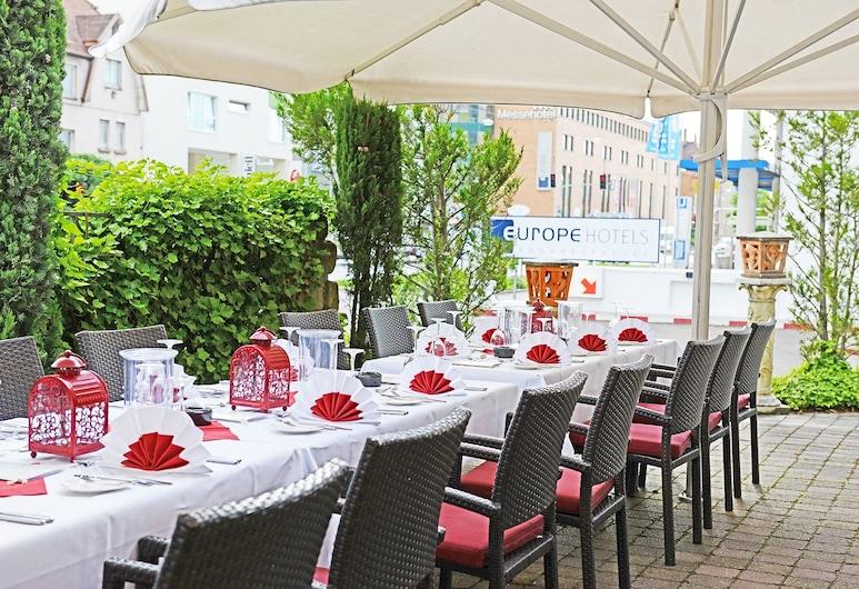 TOP Kongresshotel Europe Stuttgart, Stuttgart, Outdoor Dining