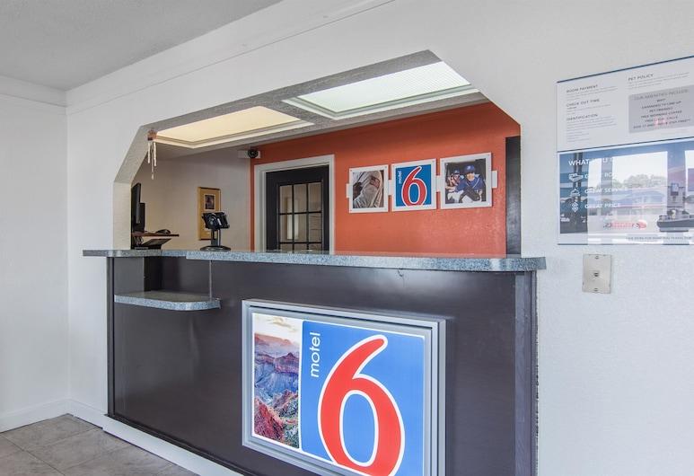Motel 6 Hope, AR, Houpa, Vestibils