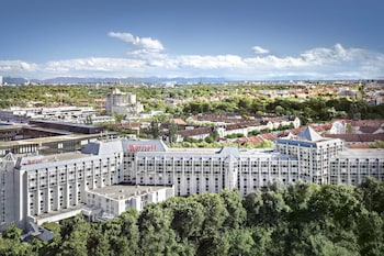 Monachium — zdjęcie hotelu Munich Marriott Hotel