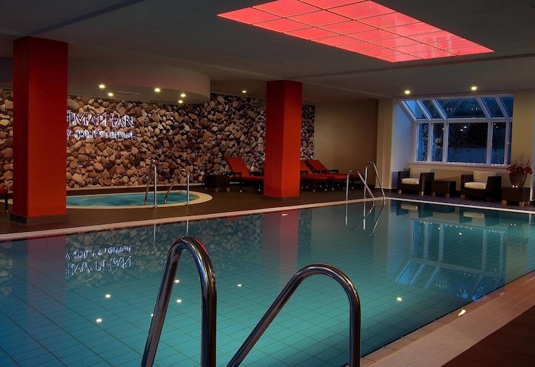 Munich Marriott Hotel, Múnich, Piscina