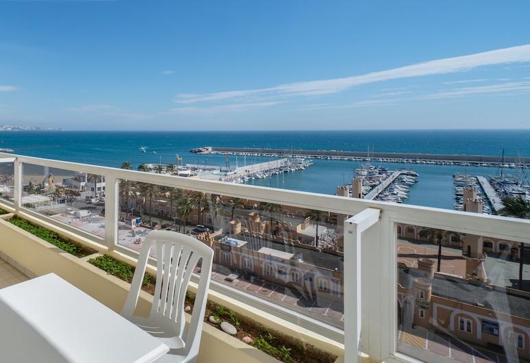 Hotel Pyr Fuengirola, Fuengirola, Apartamentai, 2 miegamieji, vaizdas į jūrą, Kambarys