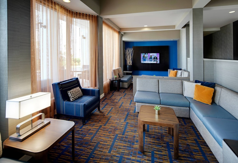 Courtyard by Marriott Addison Midway, Addison, Lobby