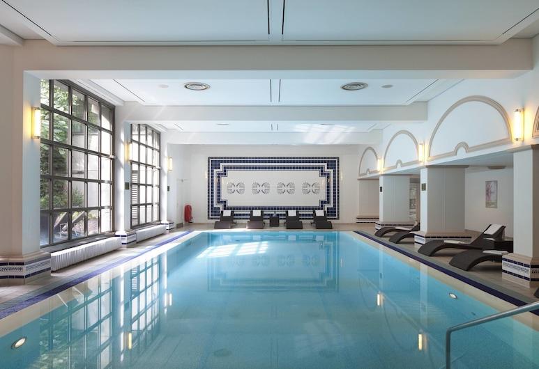 Hamburg Marriott Hotel, Hamburg, Pool