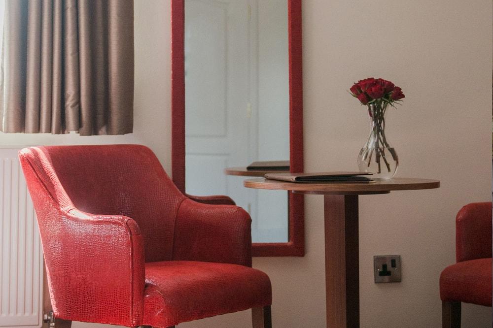 Standard Room, 1 Katil Kelamin (Double), Non Smoking - Ruang Tamu