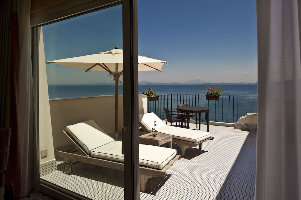 Junior Suite, Balcony, Sea View - Guest Room