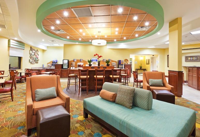Holiday Inn Express Greensboro-(I-40 @ Wendover), Greensboro, Lobby