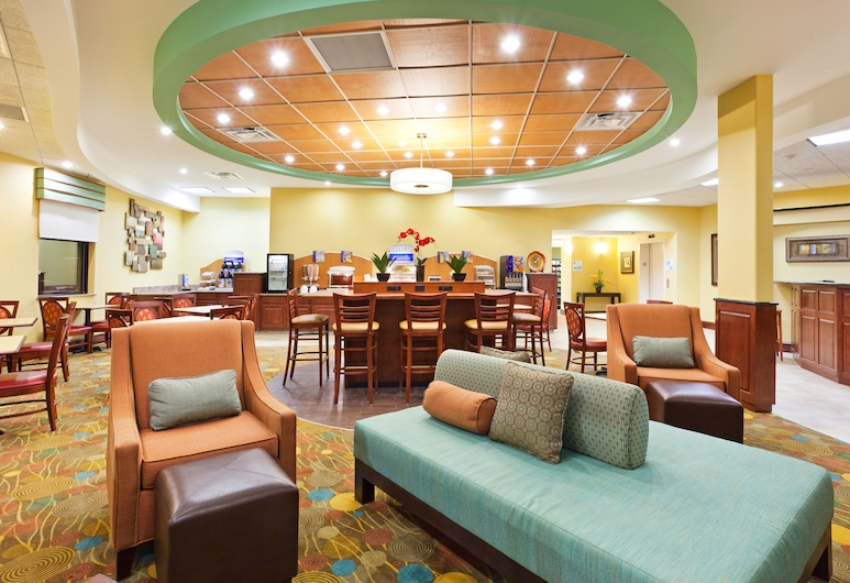 Holiday Inn Express Greensboro-(I-40 @ Wendover), Greensboro okulu, Lobi