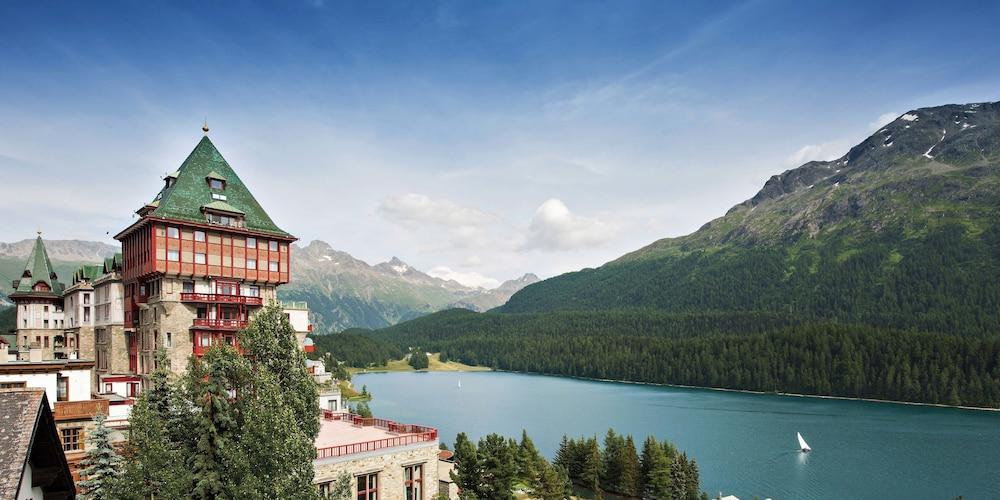 バドルッツ パレス ホテル, St. Moritz