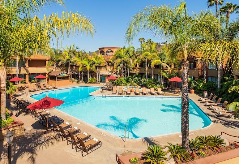 Handlery Hotel, San Diego, Pool
