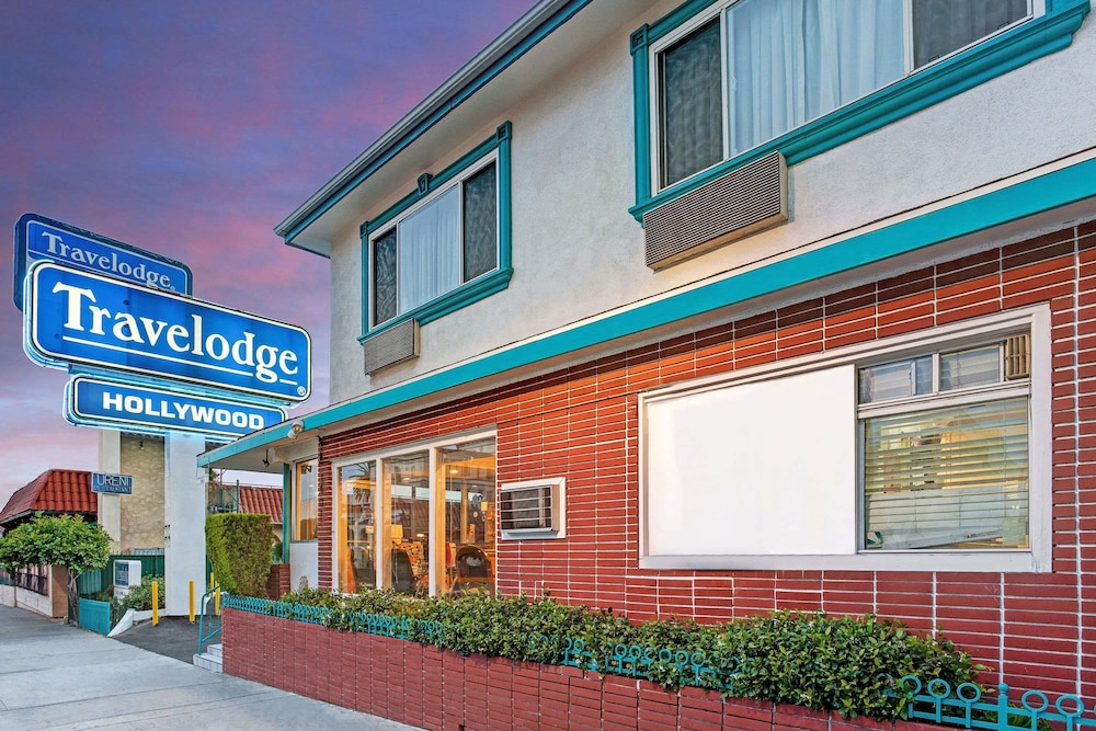 Travelodge Hollywood Vermont Sunset Los Angeles