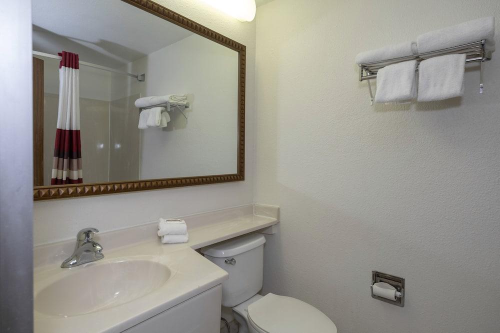 סוויטה, ללא עישון - חדר רחצה