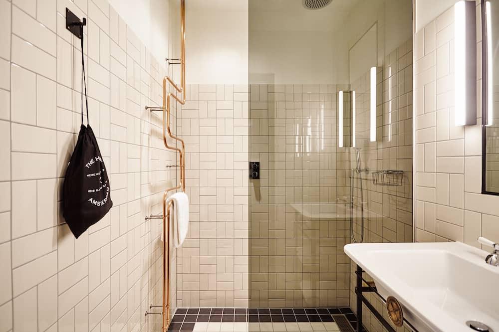 Habitación económica con 2 camas individuales - Cuarto de baño