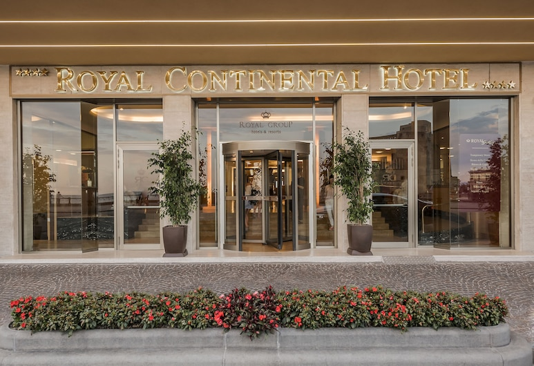 Royal Continental Hotel Naples, Neapol