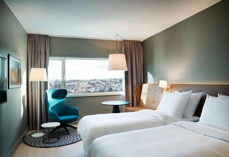 Radisson Blu Atlantic Hotel, Stavanger, Stavanger, Premium Room, View, Guest Room