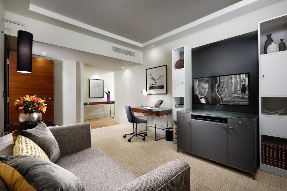 Suite, 1 Schlafzimmer (Kings) - Wohnbereich