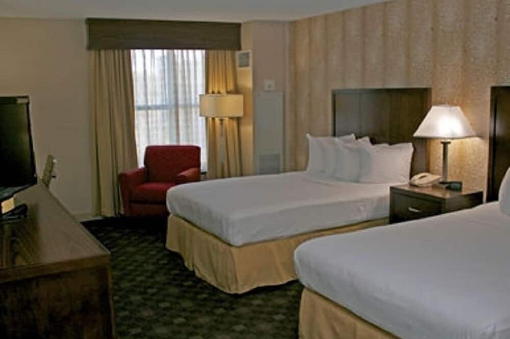 Room, 2 Double Beds, Accessible, Bathtub (Hearing) - Guest Room