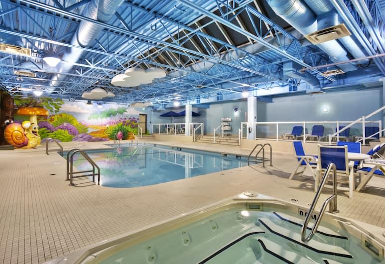 Holiday Inn Express Winnipeg Airport - Polo Park, Winnipeg, Piscina