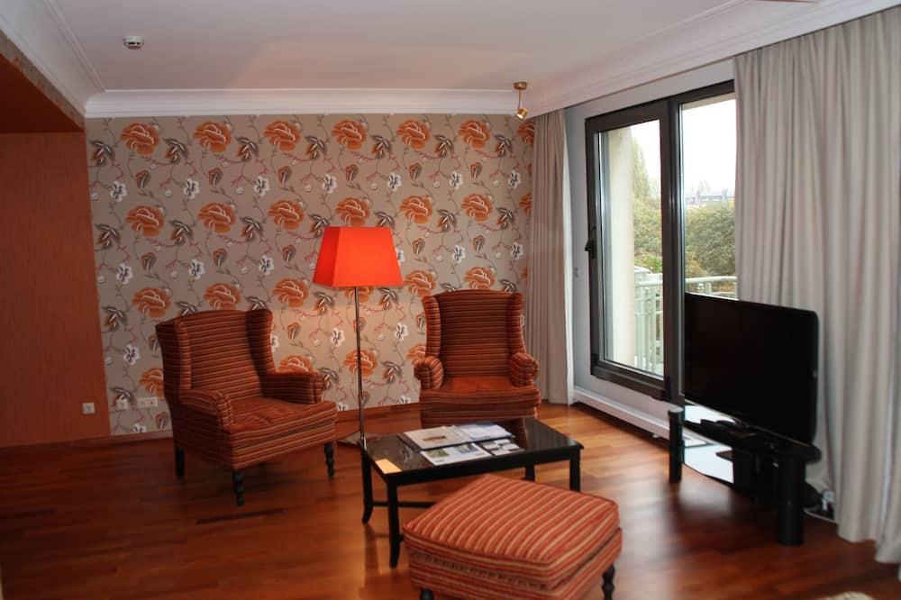 Suite - Ruang Tamu