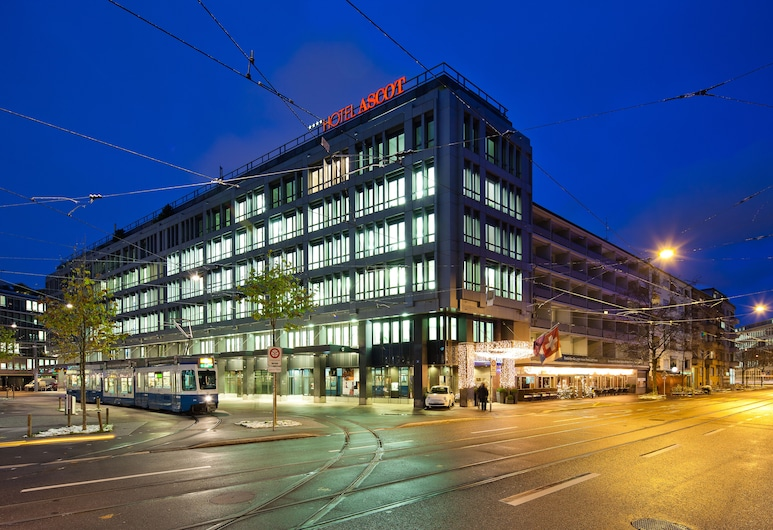 Hotel Ascot, Zürich, Property Grounds