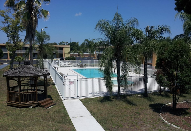 Tropicana Inn, St. Petersburg, Açık Yüzme Havuzu