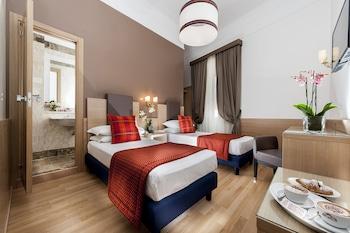 Roma bölgesindeki Hotel Nord Nuova Roma resmi