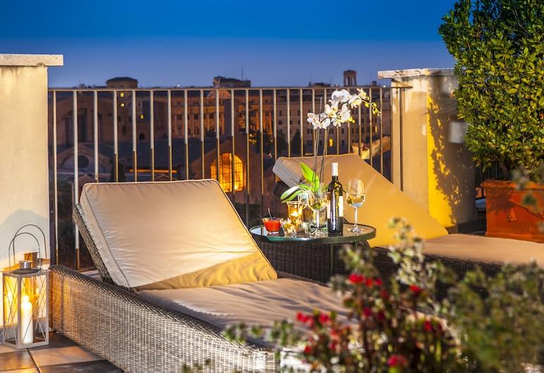 罗马诺德诺瓦酒店, 罗马
