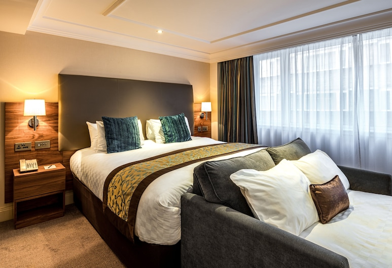 Amba Hotel Marble Arch, London, Zimmer