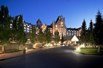 Foto The Fairmont Chateau Whistler di Whistler