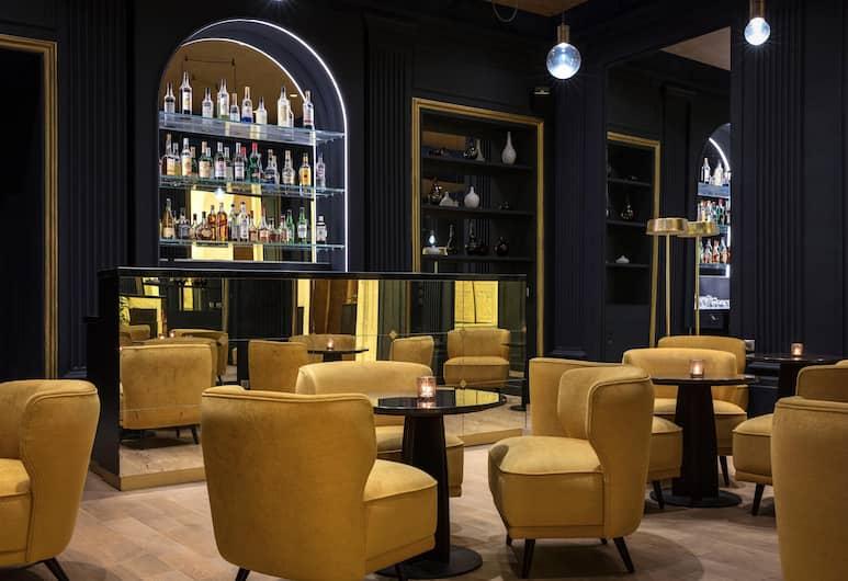 Best Western Hotel Ronceray Opera, Paris, Hotellbar