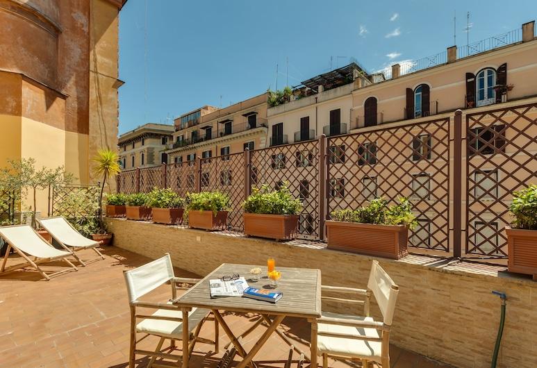 Hotel Borromeo, Rome, Terrace/Patio