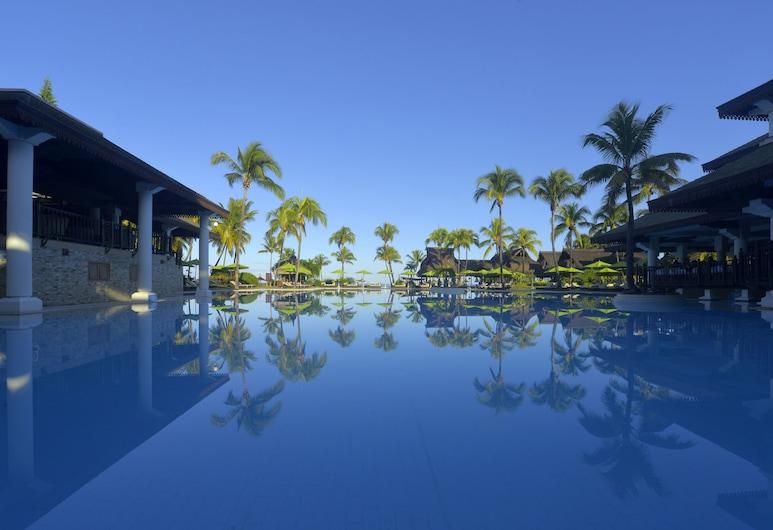 Sofitel Mauritius L'Imperial Resort & Spa, Flic-en-Flac, Ulkouima-allas