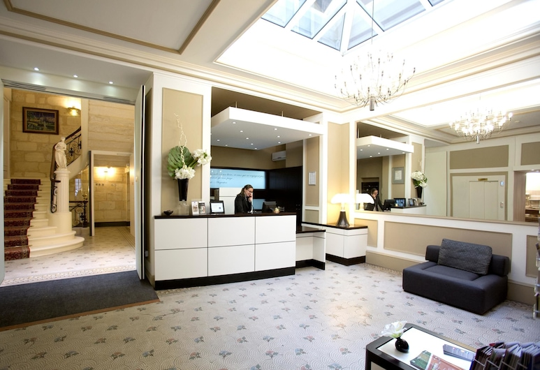 Best Western Grand Hotel Francais, Bordeaux, Hall