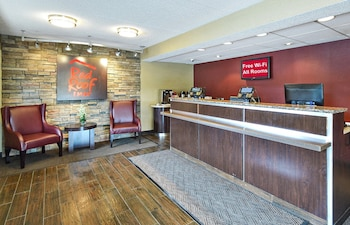 A(z) Red Roof Inn Louisville East - Hurstbourne hotel fényképe itt: Louisville