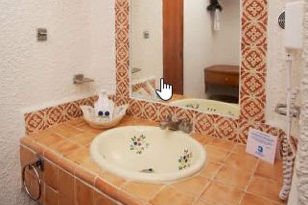 Habitación estándar, 1 cama doble - Cuarto de baño