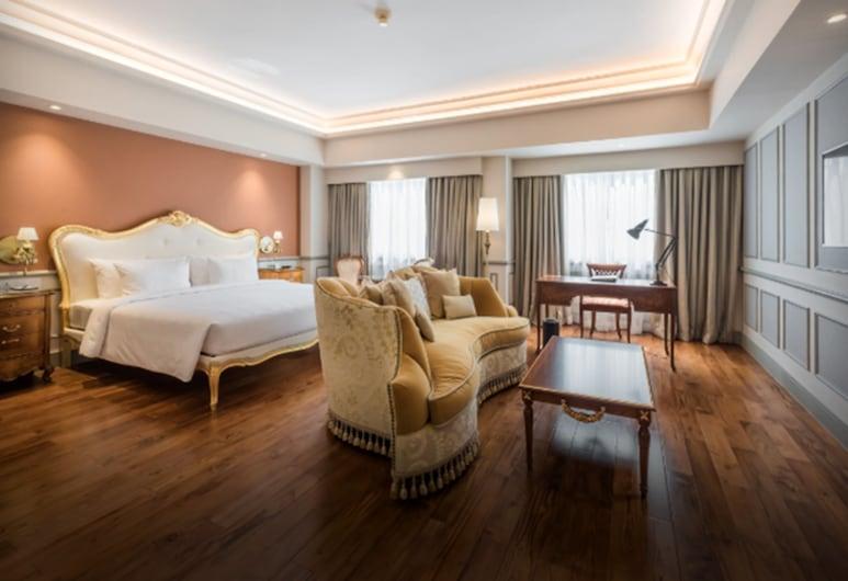 Saigon Prince Hotel, Ho Chi Minh City, Svit Grand (Club), Gästrum