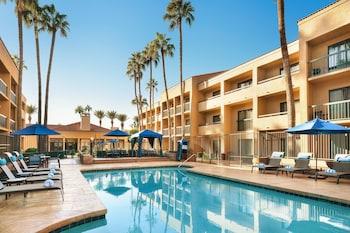 Phoenix bölgesindeki Courtyard Phoenix North by Marriott resmi