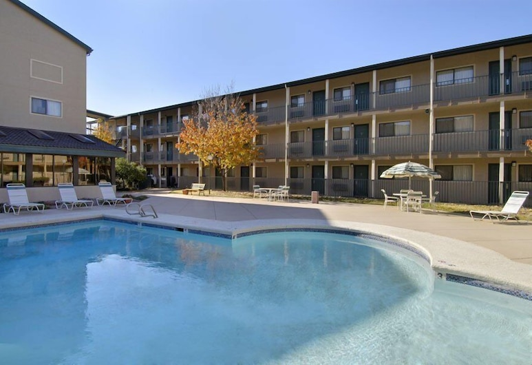 Tulsa Extended Stay Inn and Suites, Tulsa, Vanjski bazen