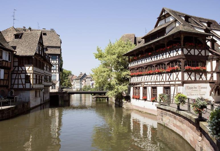 Hôtel ibis Strasbourg Centre Halles, Strazburg, Dış Mekân