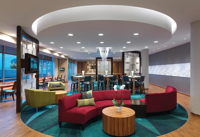 Springhill Suites by Marriott Waco, Waco, Lobby-Lounge