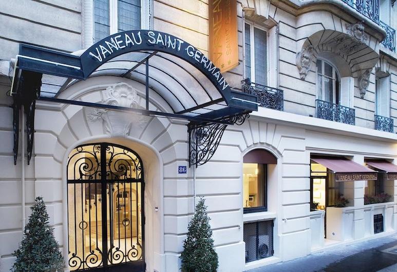 호텔 바네아우 세인트 게르마인, 파리, 외부