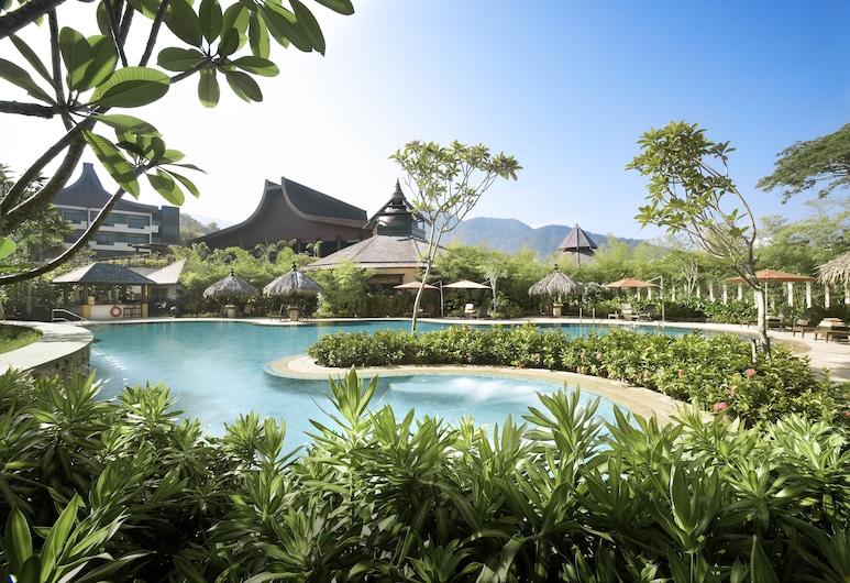 Shangri-La's Rasa Sayang Resort and Spa, Penang, George Town, Outdoor Pool