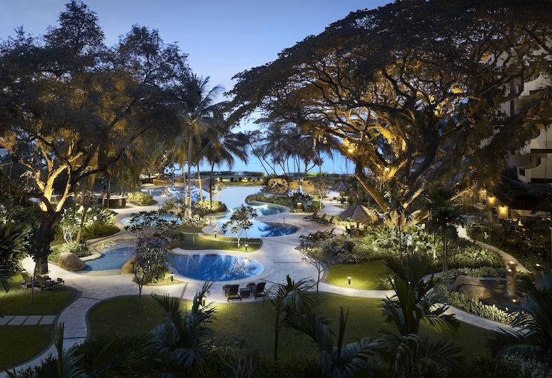 Shangri-La's Rasa Sayang Resort and Spa, Penang, George Town, Hotelli territoorium