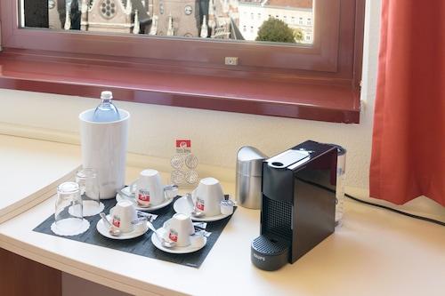 宜必思維也納瑪麗亞希爾費酒店/