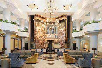 底特律雅典廟宇套房酒店的圖片