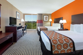 Fotografia hotela (Howard Johnson by Wyndham Arlington Ballpark / Six Flags) v meste Arlington